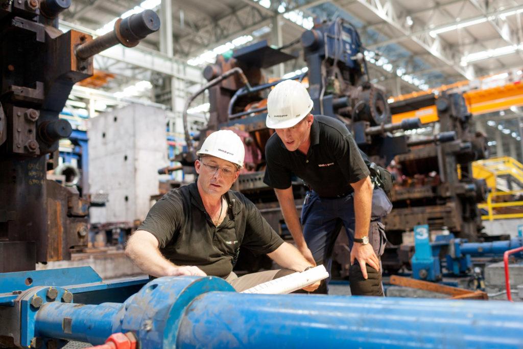 Terästeollisuus, metallurginen teollisuus