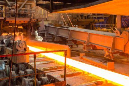 Terästeollisuuden tuotevalikoima