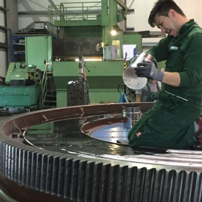 Metallien korjaus, pinnoitus